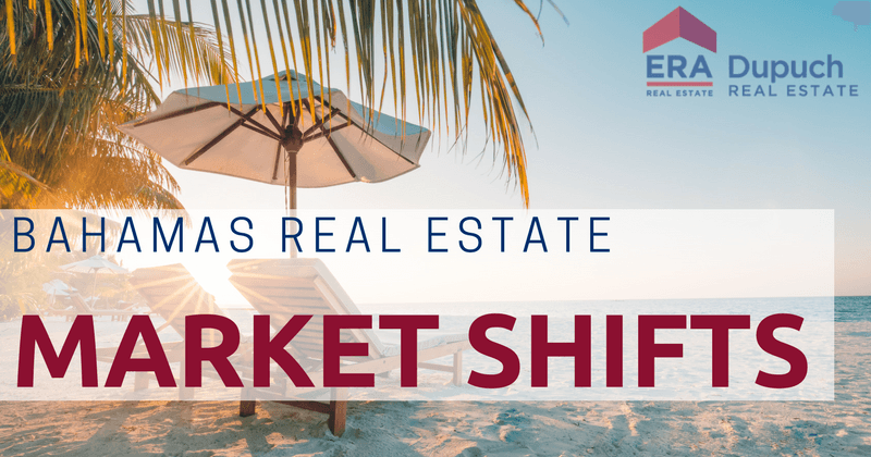 bahamas real estate market shift