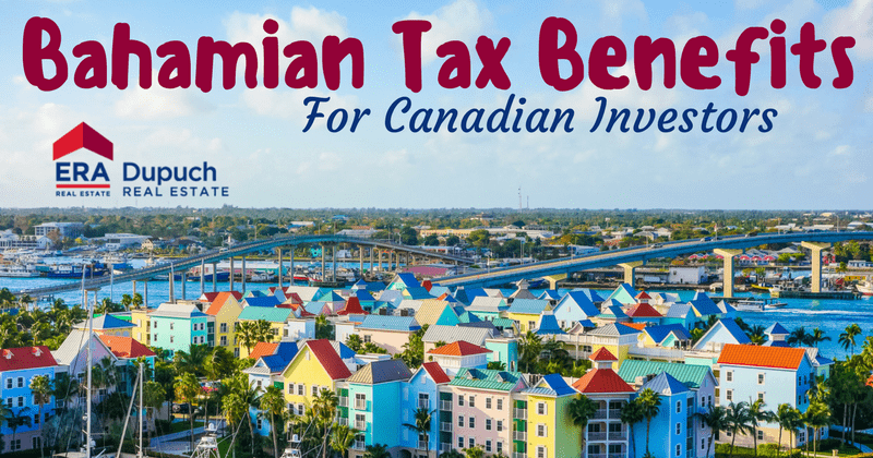 bahamian tax benefits for canadians