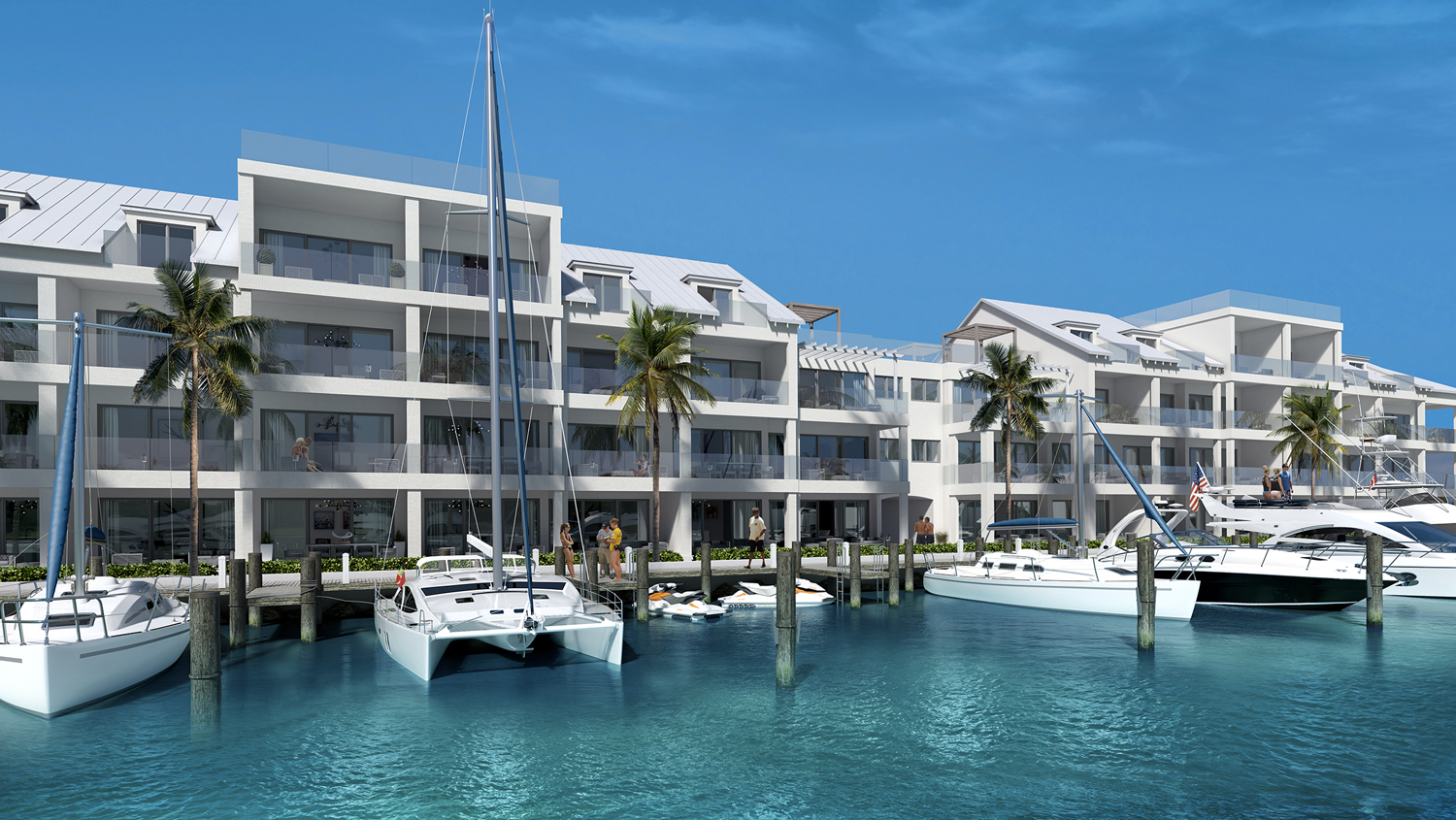 ONE Marina @ Palm Cay